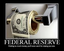 The Federal Reserve is going