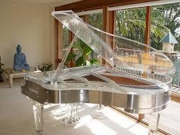 piano crystal