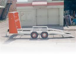 racecar trailer