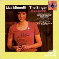 liza minnelli the singer