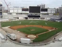 new yankee stadium construction pics