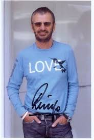 ringo starr autographs
