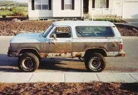 1977 ramcharger