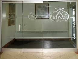 glass pane doors