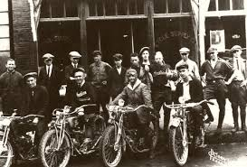 history of motorcycles