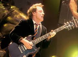 angus young guitar