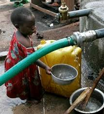 drinking water shortages