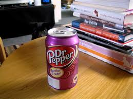 dr pepper berries and cream