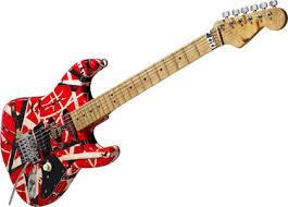 eddie vanhalen guitar