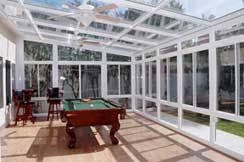 sunroom roofing