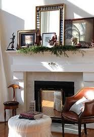 decorating fireplace mantels