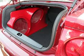 custom car audio installers