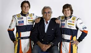 renault f1 drivers