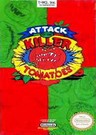 attack of the killer tomatoes the animated series