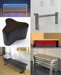 heated bench