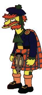 scottish cartoon characters