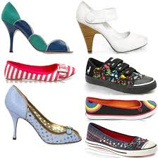 all kind of shoes