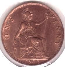 british pennies