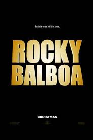 rocky 6 poster