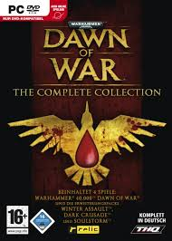 dawn of war games