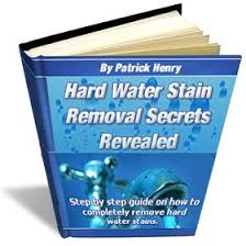 hardwater stains
