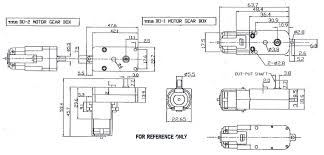 motor drawings