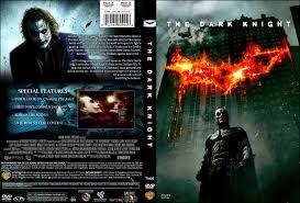 dark knight dvds