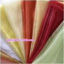 polyester organza