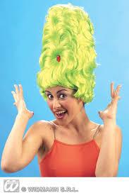 fancy wig