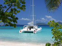 catamaran bvi