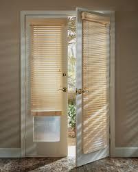 french door window coverings