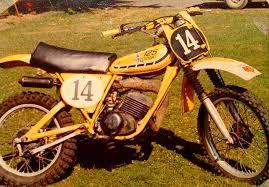 1976 yz 125