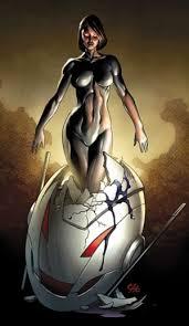 iron man girl