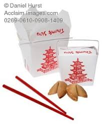 chinese food takeout boxes