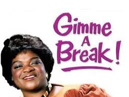gimme a break tv show