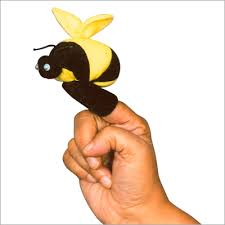 bee puppets