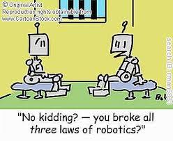 asimov robots