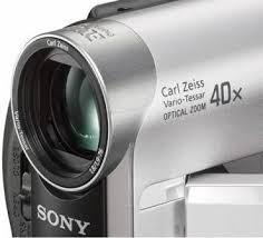 dv cameras sony
