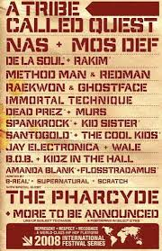 2008 Rock The Bells Announced