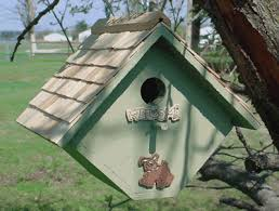 dove bird houses
