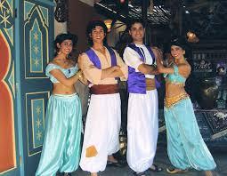 costumes aladdin