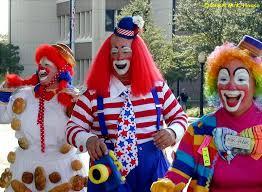 image clowns