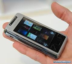sony ericsson xperia x1 phones