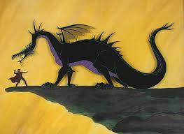sleeping beauty dragon