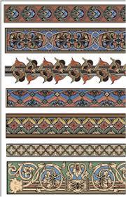 medieval border designs