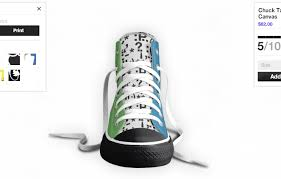 customize converses