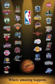 all nba teams logos