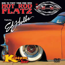 hot rod flatz paint