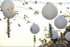 1000 cranes wedding