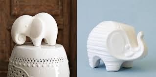 elephants figurine